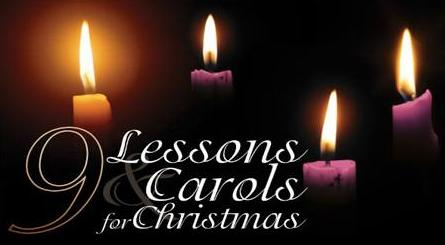 Dec. 10: Lessons & Carols