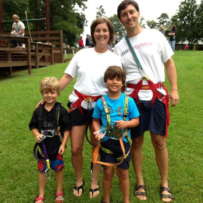 August 21-22: Family Camp in Talledega